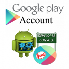 Google Play Developer Account