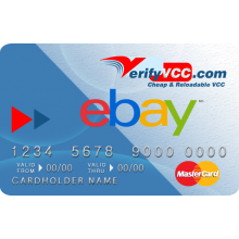 Ebay VCC - Instant delivery vcc after payment
