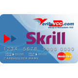 Skrill Vcc - Instant Verification