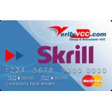 Skrill Vcc - Instant Verification